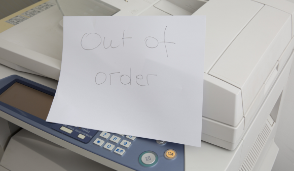 IT Printer Problems? Contact IT Support Services - Firstline IT Oxford